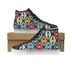 Gorgeous Hippie Motif Honey Custom Light Up Men's Shoes. Turn The Lights Off, Light Up Shoes, Different Light, Custom Lighting, Men's Shoes, High Top Sneakers, Honey, How To Wear, Fashion