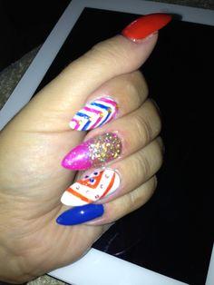 Aztec Nails :-)