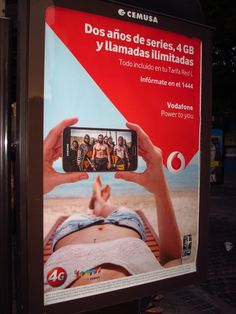 VODAFONE CINE PLAYA  Ola 252   14/Jul/2014