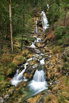 Cascada o fervenza de Cadarnoxo, #Boiro, 3Galicia