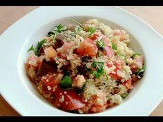 yummy tummy... loving my quinoa
