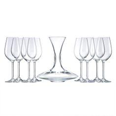 Gorham 9-piece Wine Set | Overstock.com Shopping - Big Discounts on Gorham Beverage Serving Sets