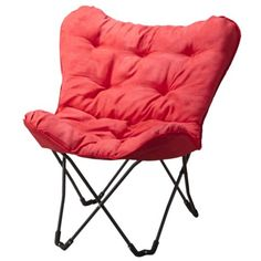 Room Essentials® Butterfly Chair - Red. Maybe this will go on sale sometime