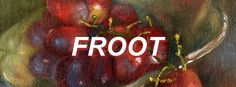 Froot of the Month // Still Life Paintings by Hall Groat II