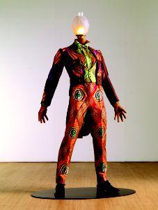 Fire by Yinka Shonibare MBE. Art Experience:NYC http://www.artexperiencenyc.com/social_login