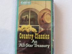 Country Classics An All-Star Treasury Tape 1 (Detroit City, Green Grass of Home)