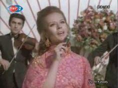 Mediha Şen - Karanlık Dünyam Benim 1971(Üç Arkadaş Filminden)
