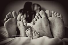 Feet newborn-photography