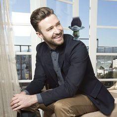 Justin Timberlake voices Branch.