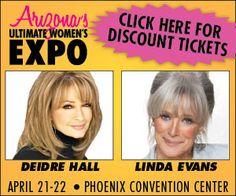 Arizona Women's Expo 4/21&22