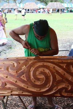 Carving NZ Post | Flickr - Photo Sharing!