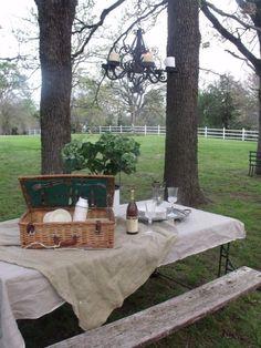 picnics!