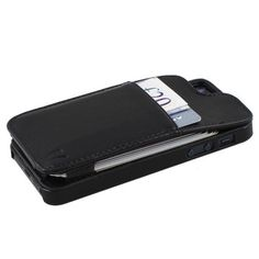 iPhone 5 Wallet Case Black, $40, by VaultSkin