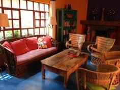 Casa Duende and Casita Art Studio in San Miguel de Allende, Mexico: Available for rent by the week or month for personal creative retreats.