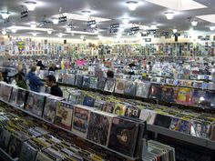 Record Stores!