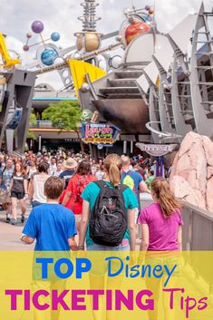 TravelingMom's family travel and Disney experts share their best multi-day ticketing tips for your next Walt Disney World vacation.