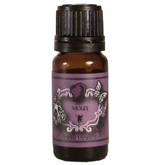 Violet Fragrance Oil - 10 ml - Scented Oil (Housewares)