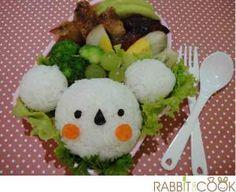 Koala bento for lunch