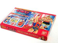 "90s Retro Bandai Pocekt Club P-1 ""Kinnikuman(Muscleman)"" Muscle Power NEW MINT #Bandai"