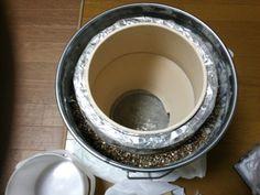 タンドール窯自作 その6 |kensakuのブログ|Ameba (アメーバ)