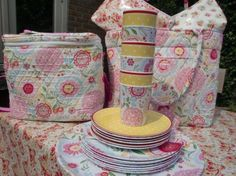 GreenGate Melamine and Bags