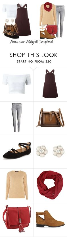 """Requested"" by stephlv ❤ liked on Polyvore featuring Miss Selfridge, Dorothy Perkins, H&M, Head Over Heels, mel, Office and Accessorize"