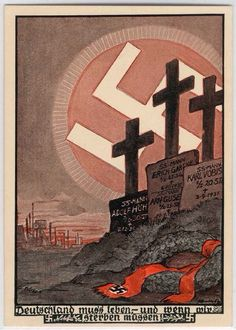 "German WW2 ""Germany must live."""