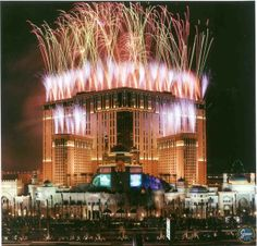 New Years Eve Perfect Destinations - Las Vegas, USA