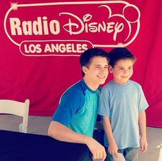 Photo: Billy Unger Met Fans In Buena Park May 10, 2014
