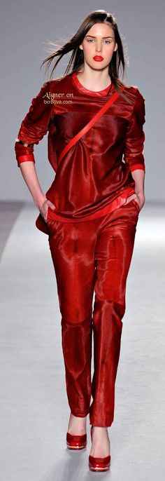 Aigner Fall Winter 2014-15 Collection