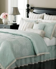Martha Stewart Collection Bedding, Scattered Daisies