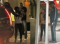 Lamar Odom spotted out on a date with a new chic - http://www.thelivefeeds.com/lamar-odom-spotted-out-on-a-date-with-a-new-chic/