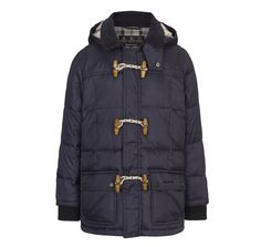 CQU0094NY91L | Quilted Jackets | Boys | All Collections | Barbour UK