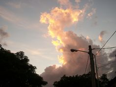 nubes rabiosas de Don Torcuato.
