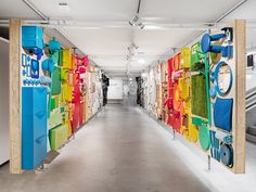The Introduction Hall for IKEA Museum by Form Us With Love