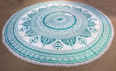 Check out this product on Alibaba.com App:Indian Mandala Round Beach Towel Roundie Pareo Turkish Towel https://m.alibaba.com/bEv263