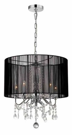 The Liza Pendant Lamp - Black from Urban Barn is a unique home décor item. Urban Barn carries a variety of Lighting and other  Accents furnishings.