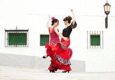 Flamenco village