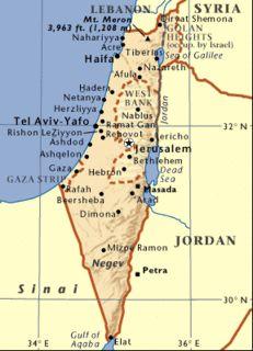 Zijn de Gazastrook en Westbank bezette gebieden? - Startpagina GoeieVraag