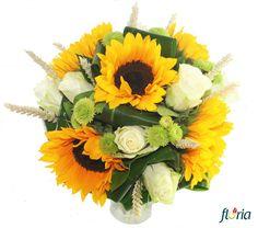 Inspiratia verii – buchet de mireasa din flori de sezon