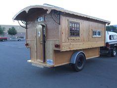 Photo Gallery - Gypsy Wagons by Joseph