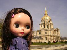 Les Invalides - Paris - April 2007