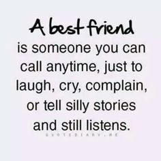 A best friens keeps listenig. Fb~best friend goals