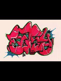 Graffiti Words, Best Graffiti, Cool Sketches, Paper, Art, Art Background, Kunst, Performing Arts, Art Education Resources