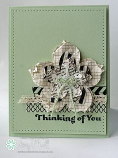 Typeset Flower Frenzy by Amy O'Neill -- Stampin' Up!