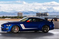 2015 Roush RS3 Mustang TrakPak