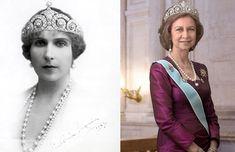 Prince Felipe VI's coronation: Princess Letizia jewels - hellomagazine.com