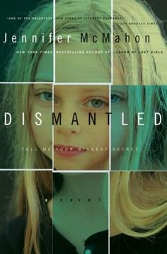 Dismantled - One of her older novels. Great book....creepy! Loved it! Wish the newer ones were more like this.