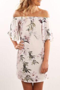 Essential Dress Multi