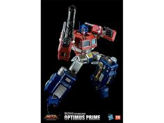 "MAS-01 Optimus Prime Mega 18"" Action Figure - Transformers 2010 - 2016…"